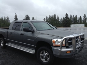 2006 Dodge Mega Cab 3500
