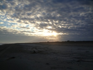 Sunset at Grand Isle State Park
