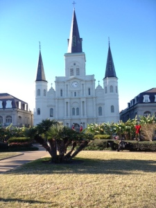 The Catholic Church at Jackson Square