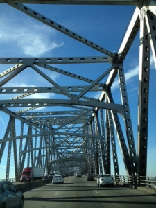 Bridge near Baton Rouge