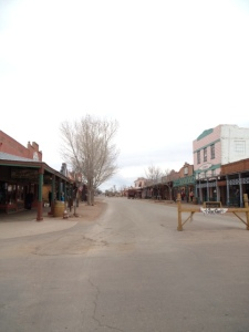 The heart of Tombstone AZ