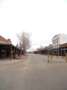 The heart of Tombstone AZ