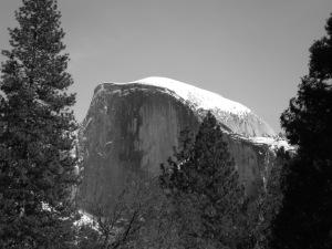 Half Dome in Yosemite