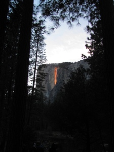Horse Tail Firefall