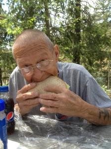 Now that's a sandwich!